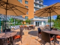 Cedar Springs PARC Retirement Residence - Outdoor Patio