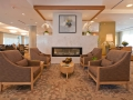 Westerleigh Retirement Residence - Lounge with Fireplace