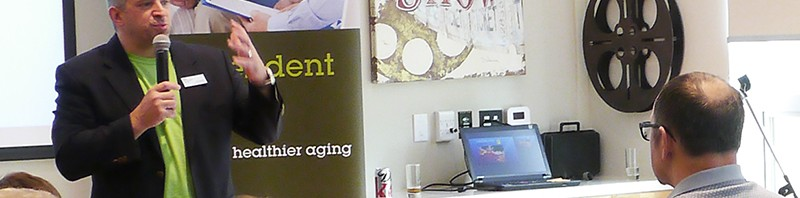 PARC Retirement Living Active Living Manager - Rob Hupee
