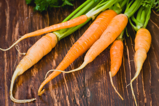 PARC Retirement Living Carrots for Eye Health